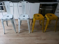4 Bar Stools for sale for only $70 total Washington, 20001