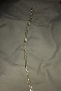 Michael hill silver chain
