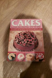 Cake recipe book with pictures Montréal, H8S 2Y9