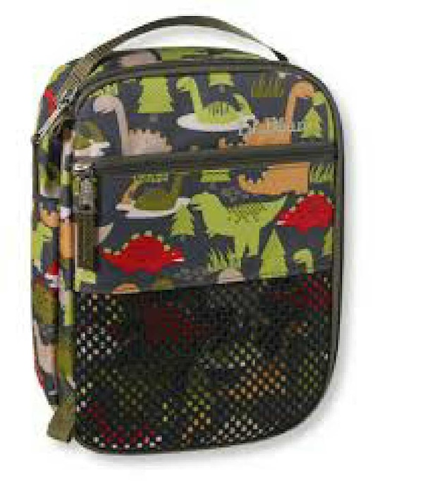 Magnificent Ll Bean Dino Backpack Matching Lunch Box Gmtry Best Dining Table And Chair Ideas Images Gmtryco