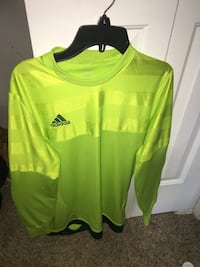 yellow and green crew-neck long-sleeved shirts 231 mi