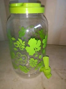 New 1.5gal Decanter Great for SunTea