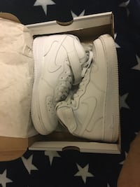 Air Force 1 Mid White Edmonton, T5A 2V7