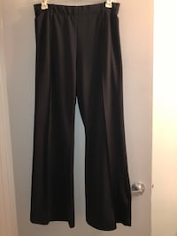 Priced to sell. Beautiful size 16 black pull on pant by Alfani.