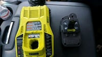 yellow and black DeWalt battery charger Costa Mesa, 92627