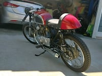 1970 Honda CD 175 Cafe Bike Oceanside, 92056