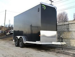 Beautiful No Problems at all. 2011 Neo 7x14 NAVR Cargo Trailer