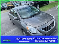 Used 2014 Nissan Versa for sale Metairie