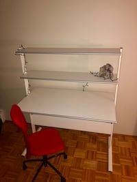 IKEA desk & chair Vancouver, V6B 3P3