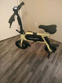 black and gray stationary bike Colonial Heights, 23834
