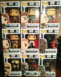 Star Wars Rogue One Funko Pop Collection  Toronto, M6H