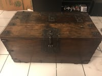 Antique Trunk Miami, 33143