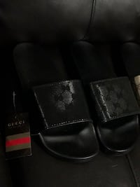 Gucci Slides size 9 Fall River