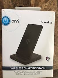 Wireless Phone Standup Charger