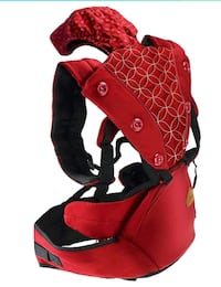 Ergonomic Baby carrier with Sling soft hip seat
