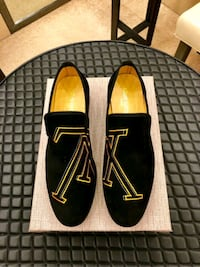 Louis Vuitton men's dress shoes Chicago