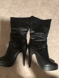Size 7 HIGH HEEL BOOTS