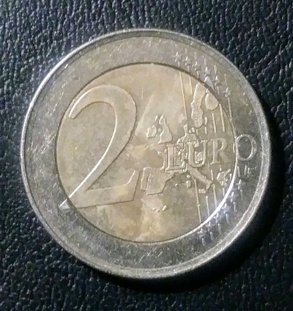 2001 Spanish Gold and Silver 2 Euros 72f836dc-3a7c-4304-8242-904ad17f0fca