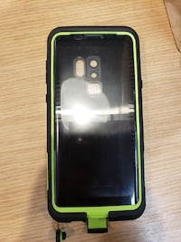 S9 plus life proofcase and a s9 life proof case