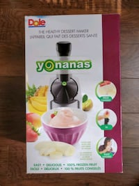 NEW Ice cream/sorbet maker Mississauga, L5G 1N8