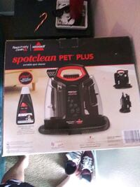 Bissell spot clean pet  Temecula, 92591