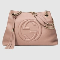 Authentic GUCCI Pink Soho Shoulder Bag Richmond, V7A 1H4