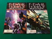 Marvel Comics Mini (2011) Fear Itself: Wolverine Issues #2 & #3 Reynoldsburg, 43068