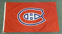 Large Montreal Canadiens Flag Mississauga