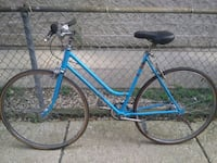 "Womens 26"" seascape blue Schwinn 10-speed Chicago, 60640"