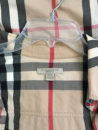 Burberry Large Button Down  Rockville, 20852