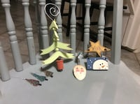 Assorted Christmas Decorations  Kingsclear, E3C 1M8