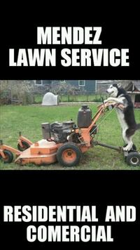 LAWN SERVICE RESIDENTIAL AND COMERCIAL