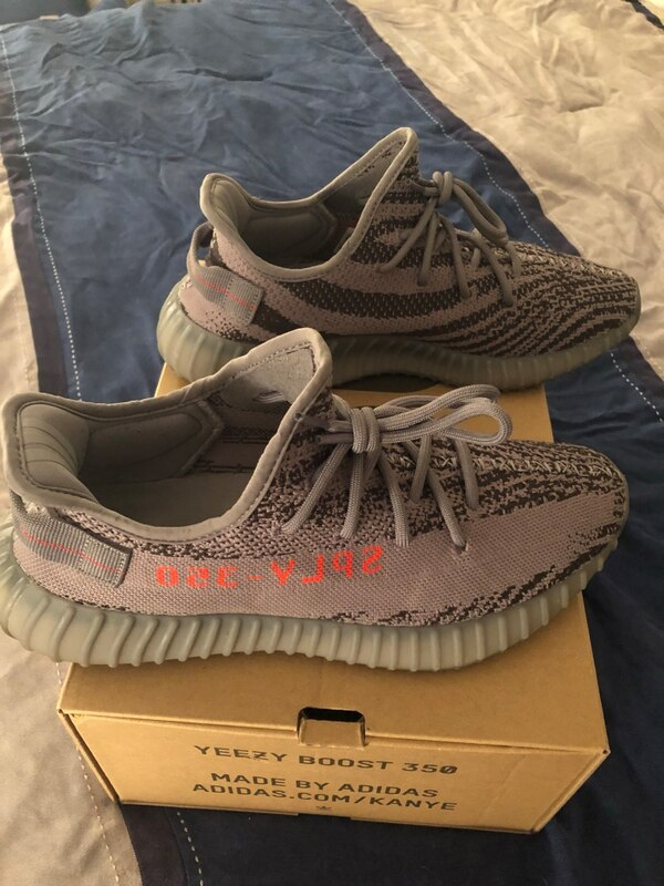 05a633745 Used Adidas Yeezy Boost 350 Beluga 2.0 size 10 for sale in Moriches ...