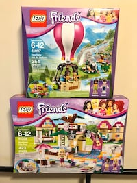 LEGO Friends  [TL_HIDDEN]  Brand New in Box Edmonton, T6X 0B6
