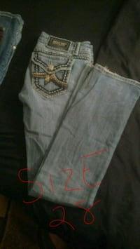 Miss Me Jeans Size 28 Red Deer, T4P 2J7