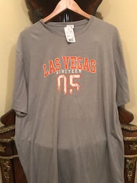 New with tag vegas t shirt Oceanside, 92054