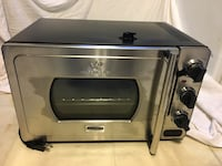 Wolfgang Puck Pressure oven countertop compact Toronto, M8W 3L3