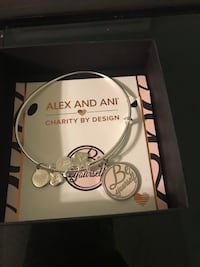 Be yourself bracelet by Alex and Ani Waldorf, 20602