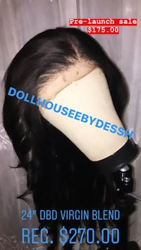 New Line of DBD Wigs for Sale Toronto