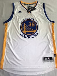 Adidas Swingman Warriors Jersey New w/ Tags Size Large Kevin Durant #35 Fairfield, 94533