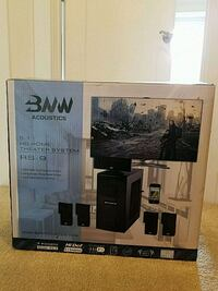 BNW Acoustics HD Home Theater System