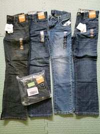 8 yr old Boy's Jeans - NEW Fairfax, 22033