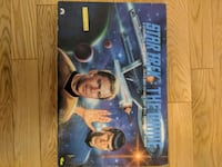 1992 Startrek game, chips still in sheet. $25 OBO  Edmonton, T5N 0L2