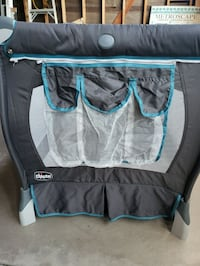 Chicco brand! Sleeper,changer,playpen all in one Huntington Beach, 92648