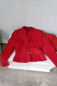 Jacket red Fairfax, 22030