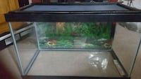 10 gallon fish or reptile tank with lid Mississauga, L5N
