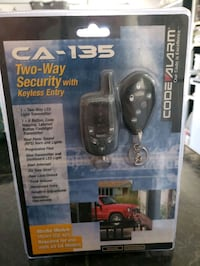 Two-Way Security With Keyless Entry  Barrie, L4N 9P2