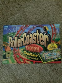 Board Game Roller Coaster Chicago, 60634