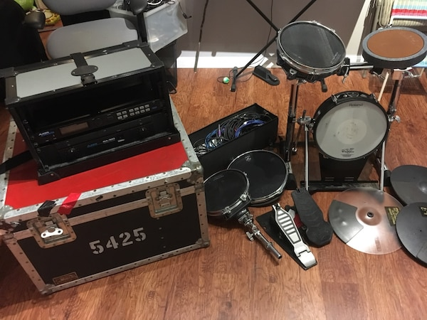 Electronic Drums Roland Pintech