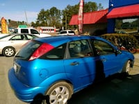 Ford - Focus - 2002 Forest, 24551